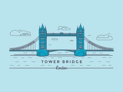 A classic staple of the London skyline.