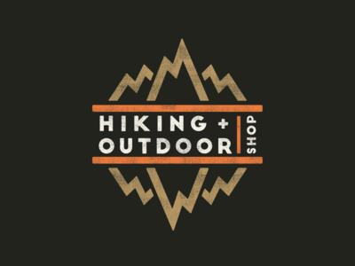 Hike Shop Logo