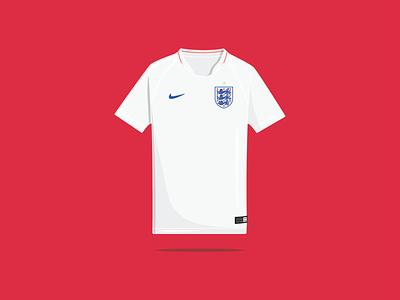 Come on England! football club shirt england england football team soccer shirt soccer football shirt football adobe illustrator cc graphic design vector design illustration adobe illustrator