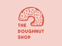 The Doughnut Shop Logo