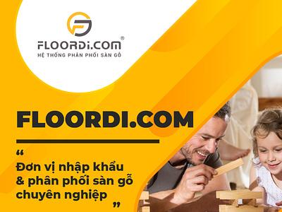 Banner sàn gỗ Floordi
