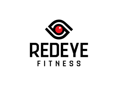 Red Eye Fitness Logo