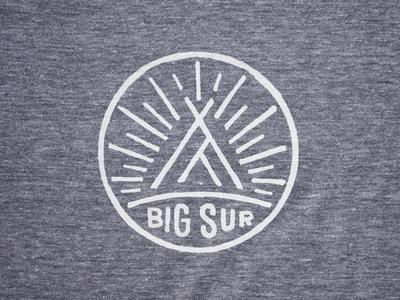 Big Sur Camping