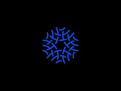 Plume Logo Concept internet wireless wifi weave symbol icon logo