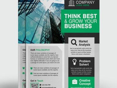 Corporate Business Advertising Flyer Template marketing flyer advertisement flyer promote flyer flyer design flyer template business flyer advertising flyer branding flyer corporate flyer