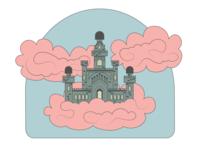 Aerial castle