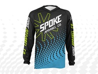 Spoke Apparel Co. 2018 Team Jersey