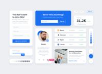 UI elements for web & app