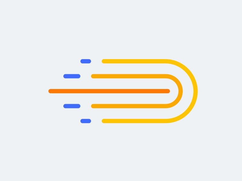 Rapp - Logo ux logo design branding