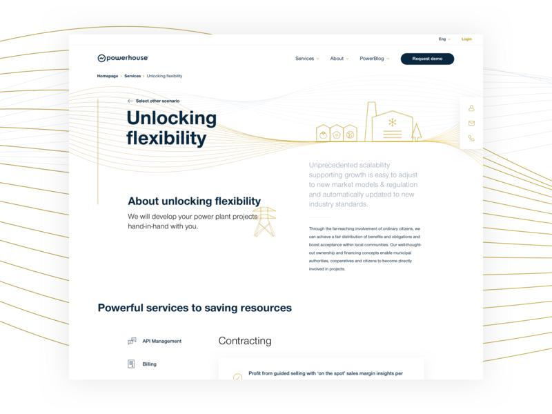 Powerhouse service page
