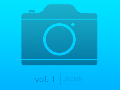 Free Vector App Icons: Vol. 1 iphone icons freebie download minimal template free sketch ios 7