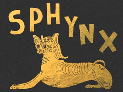 Sphynx Sphinx