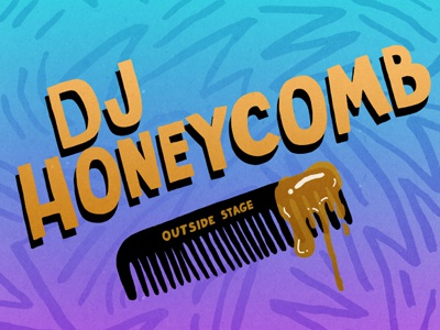 DJ Honeycomb