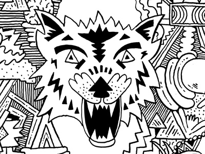 Wildfang Wolf