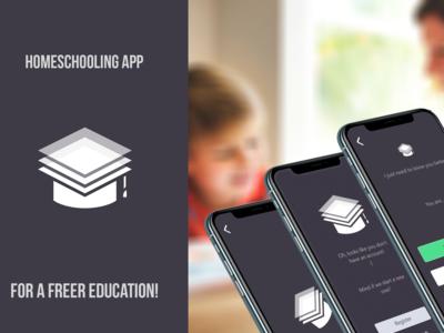 Homeschooling App