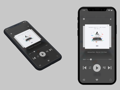 Music Interface - Daily UI