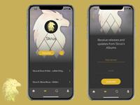 UI Design - Subscribe Screen