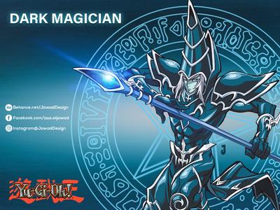 Dark Magician Character Design