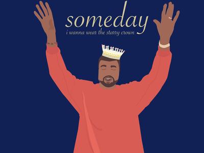 Kanye at MSG