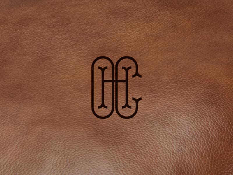 HOC Horse Stables, 1 logo typography vector