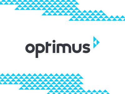 Optimus branding logo vector