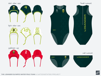 Okay, maybe I got a little too excited about this Olympics thing nationstates olympics design water polo sports apparel design vector