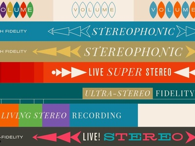 Stereostack