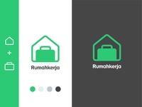 Rumahkerja Logo Design