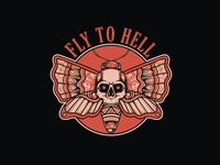 fly to hell