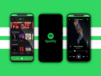 Spotify_Redesign