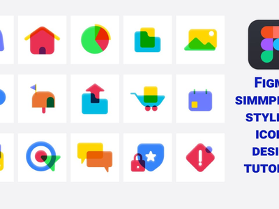 Iconography tutorial: How to create simplified icons in Figma mobile app ui design ui design in figma prototyping mobile app figma prototyping prototyping in figma xd vs figma sketch vs figma figma design figma tutorial figma ui design web design figma
