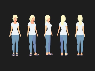 Stylized female character design tutorial adobe animate animate cc character turn arounds draw with jazza character design adobe character animator character animator character animation animate cc character rigging character turnarounds 2d animation for beginners animate flash animation tutorials catoon animation tutorials