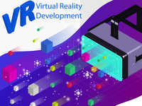 Isometric Design Vr Technology