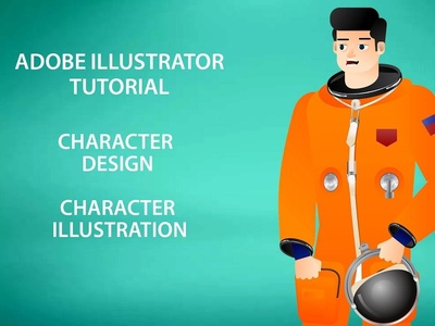 How to create concept character design.