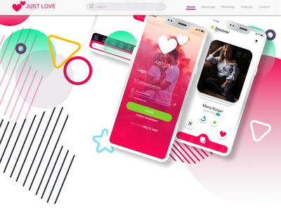 Figma tutorial How to design promotional website