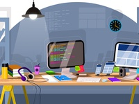 web development Worksapace