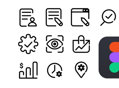 icons in figma