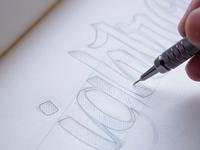 Tightrope Logo Process