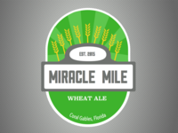Miracle Mile Wheat Ale
