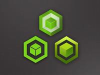 Square Rhythm Logo Ideas