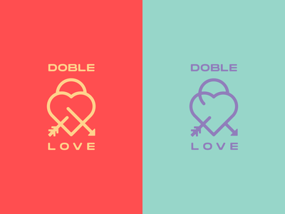 Looble design vector branding logo