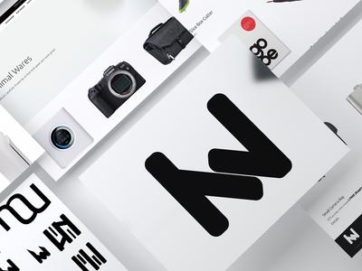 Minimal Wares Logo & Website 2019