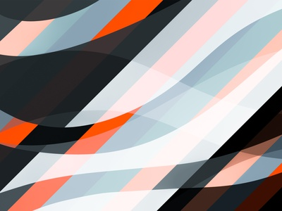 Modern Wavy Wallpapers illustration digital art modern logo wavy waves windows wallpapers macbook wallpapers modern minimal procreate app procreate wallpaper wallpapers