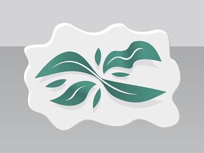 leaf abstract illustration vector flora decorative jungle illustration floral background vector set design tropical natural tree summer palm isolated nature green plant foliage leaf