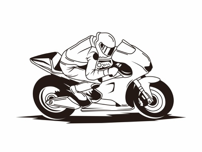 1  Motosport silhouette black colored vector transport wheel isolated motor drive rider transportation logo motocross bike illustration moto motorbike vehicle vector speed motosport sport race motorcycle