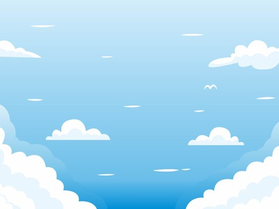 clean blue sky with white cloud illustration background vector environment beauty sunlight bright air cloudscape heaven color spring weather beautiful day white blue cloud summer light nature sky background
