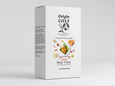 Food Packaging minimaldesign logo label design fiver designpeak dribbble box food packaging design