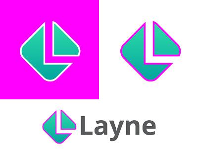 Layne logo logotype logo design logodesign icos iconography icon design icon app graphic design dribbble business e n y a l logo illustration identity icon design