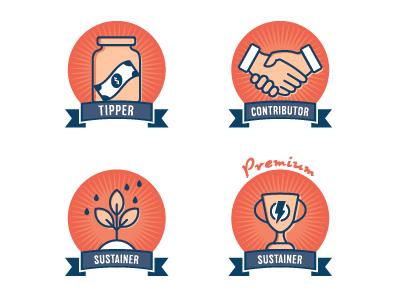 Icon Set patreon web graphics graphic design illustrator icon set icons