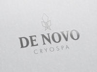 Cryotherapy Branding Project